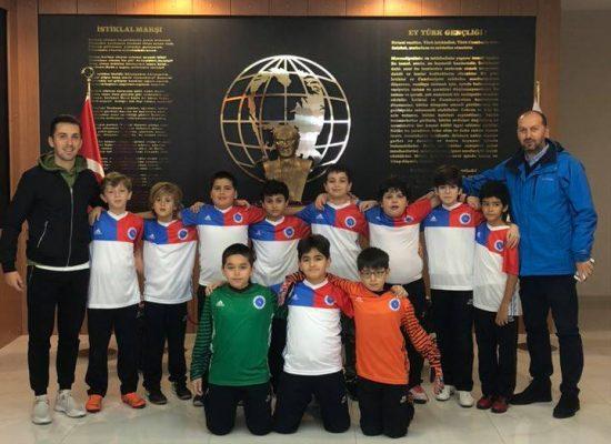 Okul Futbol Takımı