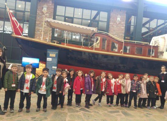 Koç Müzesi Gezisi