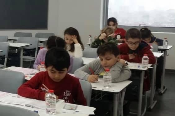 12-13 Ocak 2019 Bursluluk Sınavı