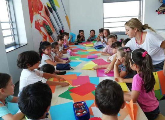 Anasınıfı ve 1. Sınıflar Okula Uyum Programına başladık