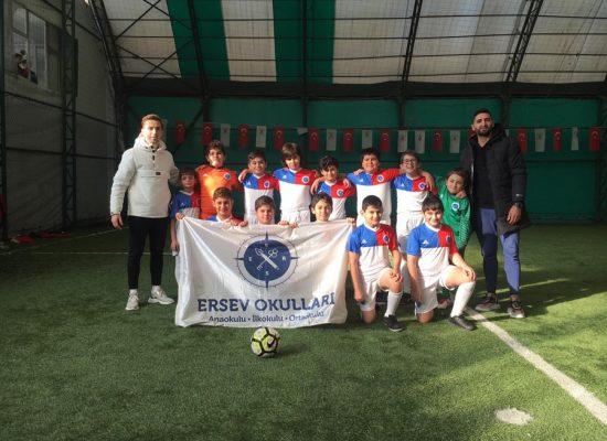 Okul Sporları Futbol Maçı