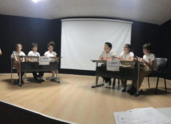 5. Sınıflar Münazara