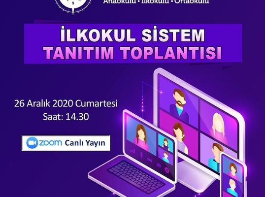 İLKOKUL SİSTEM TANITIM TOPLANTISI